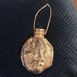 Mesh, vintage purse,RARE